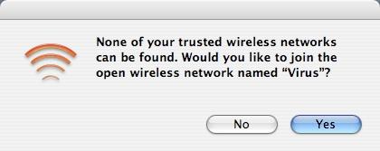 The Virus Network